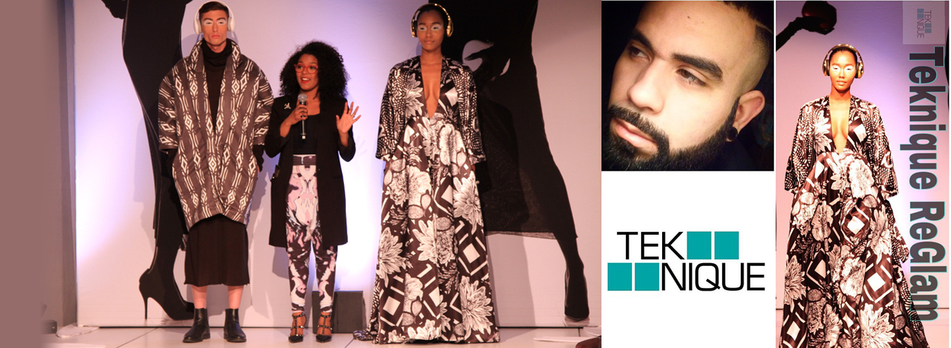 Dom Streater Fashion Show @ TV One Upfont 2015