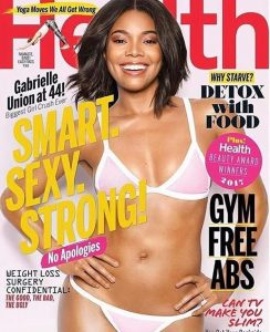 Gabrielle Union is slaying on the new cover of Healthhellip